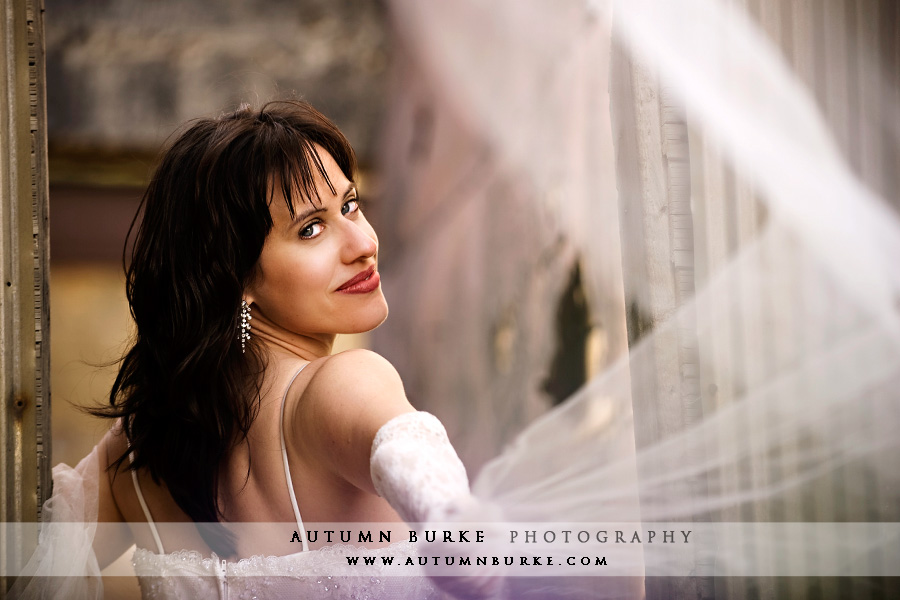 colorado bridal session