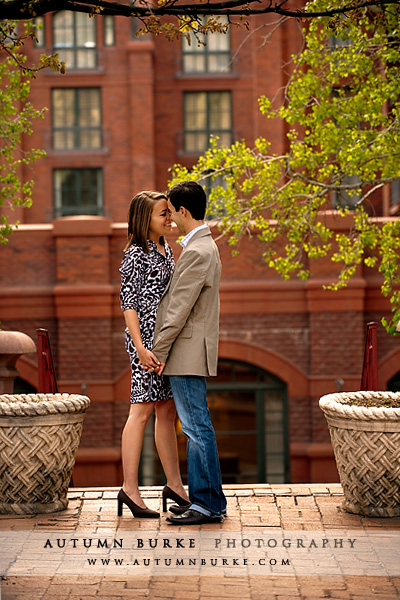 aspen engagement photography