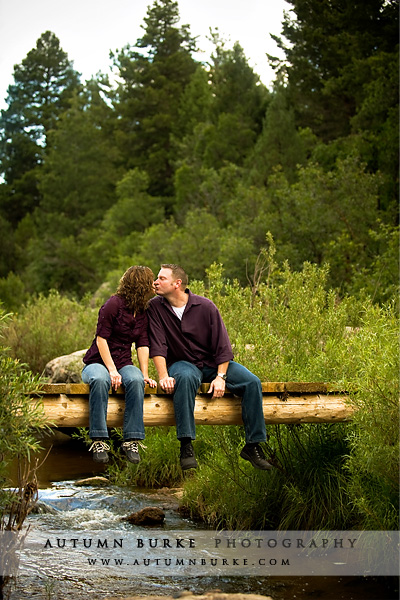 Colorado wedding photography engagement session autumn for Allie s cabin beaver creek