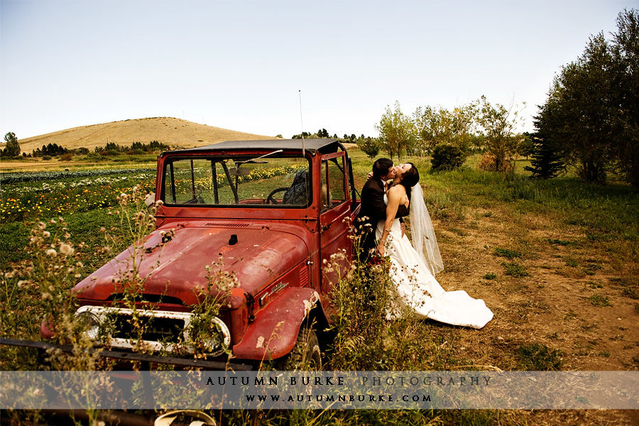 pastures of plenty wedding