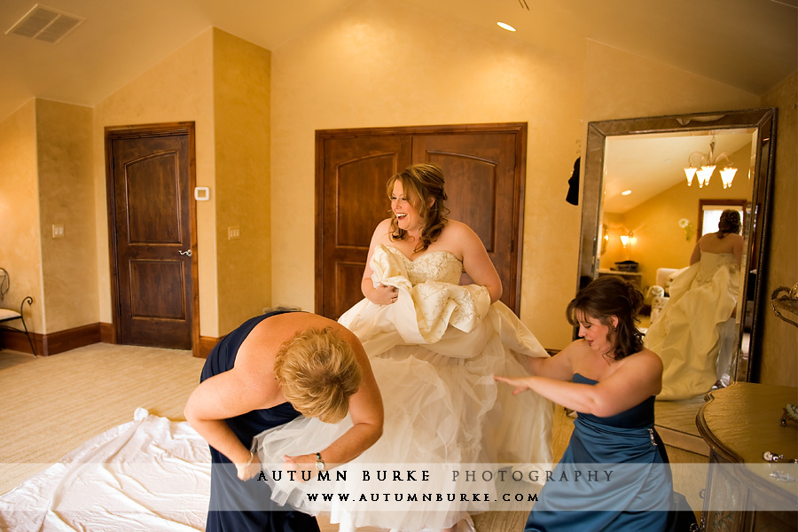 bridal suite cielo castle pines